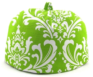 Classic Tea Cozy 2/4 Cup Lime Chateau