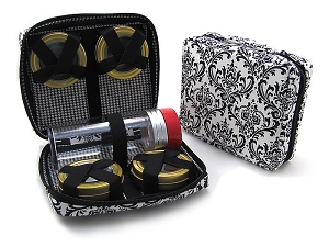 Loose Leaf Tea Travel Kit - Damask