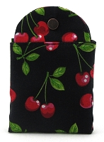 Tea Wallet - Cherries